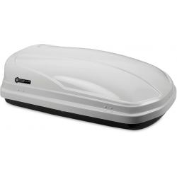 Μπαγκαζιέρα Οροφής Αυτοκινήτου Modula Wego 360 lt Χρώμα Λευκό [Dual-Side]